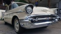 Chevy BelAir 1957 4-door (160)