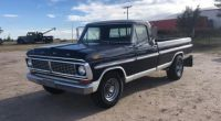 Ford F250 1970 360cui