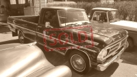 NEUZUGANG: Ford F100 360cui V8
