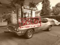 Pontiac LeMans 1972 V8 mit H-Zulassung