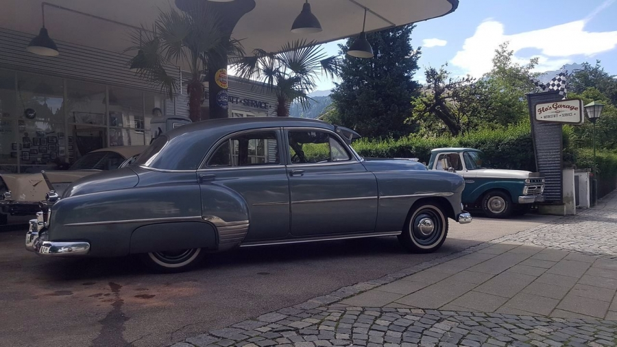 Chevrolet Styleline deluxe 1952
