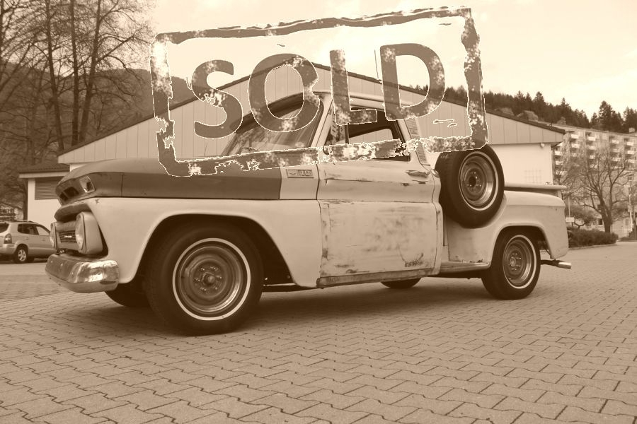 Chevy C-10  Pick-Up 1965