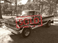 Chevy C10 PickUp