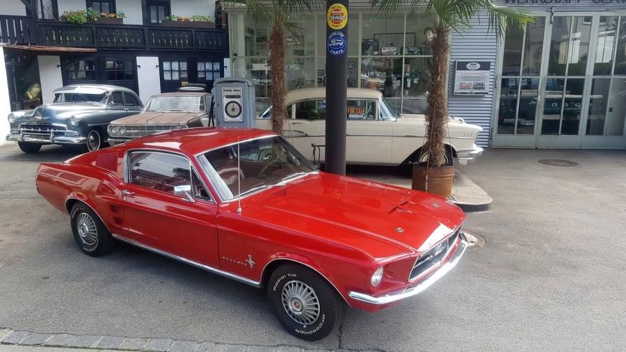 VERKAUF: Ford Mustang Fastback 1967