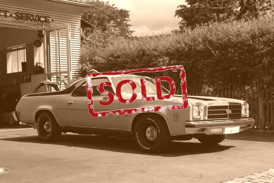 Chevy el Camino 1974